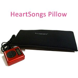 HeartSongs Pillow: Babies with Addictions Program for Single Mother (Includes 3 programs)