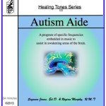 Autism Aide Music CD for Headphones and/or Vibro Acoustic Devices
